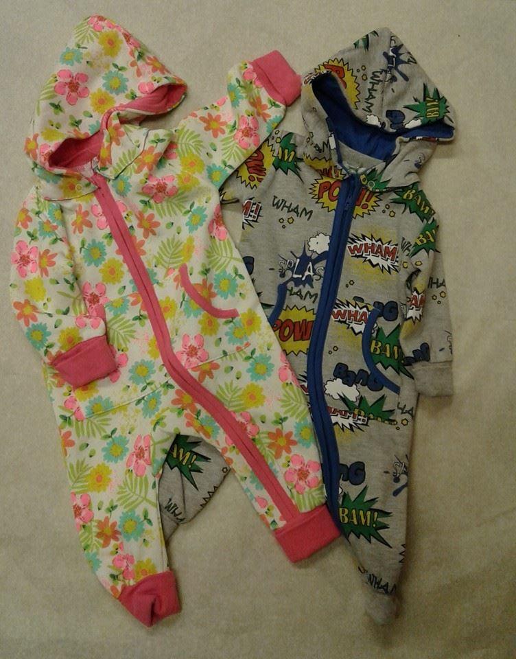 Mysiga overaller